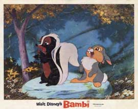 Bambi - 11 x 14 Movie Poster - Style A
