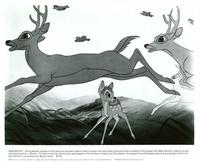Bambi - 8 x 10 B&W Photo #1