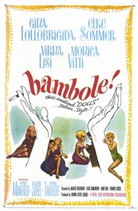 Bambole - 11 x 17 Movie Poster - Style A