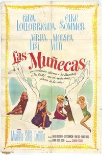 Bambole - 11 x 17 Movie Poster - Spanish Style A