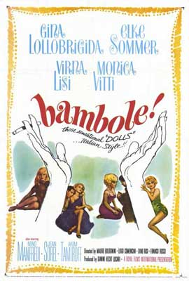 Bambole - 27 x 40 Movie Poster - Style A