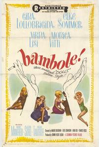 Bambole - 43 x 62 Movie Poster - Bus Shelter Style A