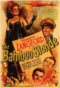 Bamboo Blonde - 43 x 62 Movie Poster - Bus Shelter Style A