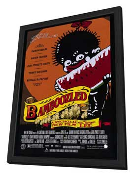 Bamboozled - 27 x 40 Movie Poster - Style B - in Deluxe Wood Frame