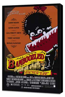 Bamboozled - 27 x 40 Movie Poster - Style B - Museum Wrapped Canvas