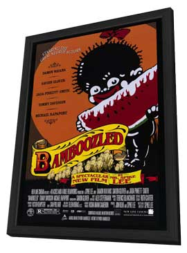 Bamboozled - 11 x 17 Movie Poster - Style A - in Deluxe Wood Frame