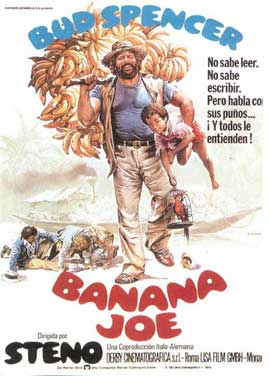 Banana Joe - 11 x 17 Movie Poster - Spanish Style A