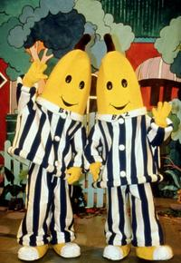 Bananas in Pajamas - 8 x 10 Color Photo #2