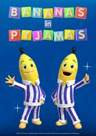 Bananas in Pyjamas: The Movie