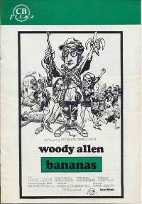Bananas - 27 x 40 Movie Poster - Spanish Style A