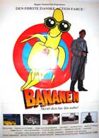 Bananen - 11 x 17 Movie Poster - Danish Style A