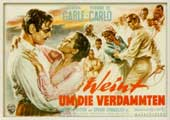 Band of Angels - 11 x 17 Movie Poster - German Style B