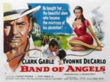 Band of Angels - 30 x 40 Movie Poster UK - Style A