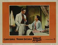 Band of Angels - 11 x 14 Movie Poster - Style B
