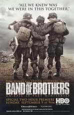 Band of Brothers - 11 x 17 Movie Poster - Style D