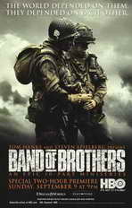 Band of Brothers - 11 x 17 Movie Poster - Style E