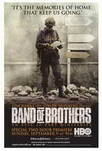 Band of Brothers - 27 x 40 Movie Poster - Style A