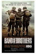 Band of Brothers - 27 x 40 Movie Poster - Style B