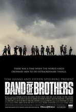 Band of Brothers - 27 x 40 Movie Poster