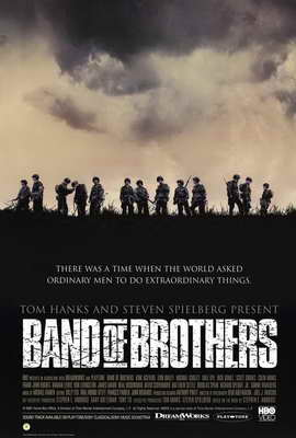 Band of Brothers - 27 x 40 Movie Poster - Style E