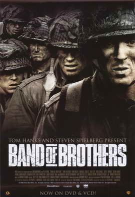 Band of Brothers - 11 x 17 Movie Poster - Style F