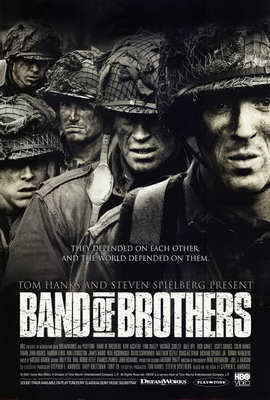 Band of Brothers - 27 x 40 Movie Poster - Style F