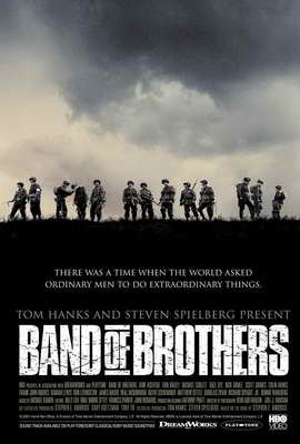 Band of Brothers - 27 x 40 Movie Poster - Style G