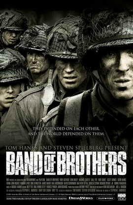 Band of Brothers - 11 x 17 Movie Poster - Style H