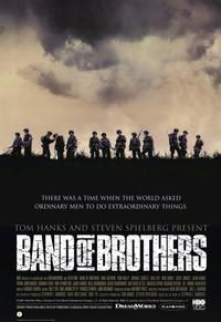Band of Brothers - 11 x 17 Movie Poster - Style A - Double Sided