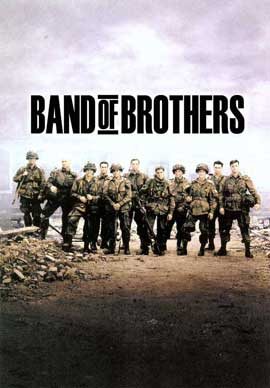 Band of Brothers - 11 x 17 Movie Poster - Style I