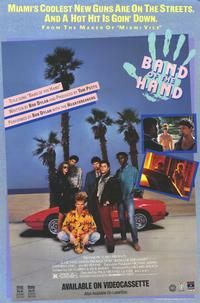 Band of the Hand - 11 x 17 Movie Poster - Style B