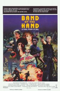 Band of the Hand - 11 x 17 Movie Poster - Belgian Style A