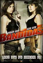 Bandidas - 27 x 40 Movie Poster - Style D