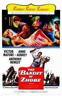 Bandit of Zhobe - 11 x 17 Movie Poster - Style A