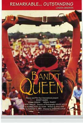 Bandit Queen - 27 x 40 Movie Poster - Style A