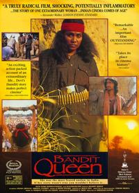 Bandit Queen - 11 x 17 Movie Poster - Style B
