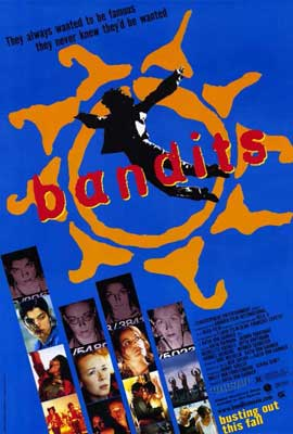 Bandits - 27 x 40 Movie Poster - Style A