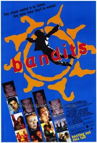 Bandits - 43 x 62 Movie Poster - Bus Shelter Style A