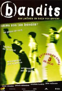 Bandits - 11 x 17 Movie Poster - Swedish Style A