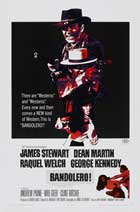 Bandolero! - 11 x 17 Movie Poster - Style E