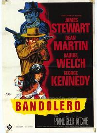 Bandolero! - 11 x 17 Movie Poster - German Style A