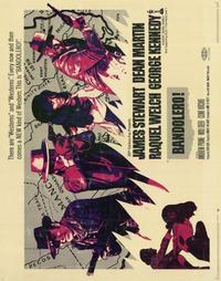 Bandolero! - 22 x 28 Movie Poster - Half Sheet Style A