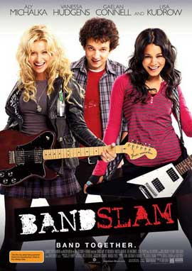 Bandslam - 11 x 17 Movie Poster - Australian Style A