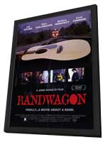 Bandwagon - 11 x 17 Movie Poster - Style A - in Deluxe Wood Frame