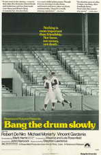 Bang the Drum Slowly - 11 x 17 Movie Poster - Style A