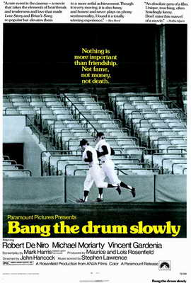 Bang the Drum Slowly - 27 x 40 Movie Poster - Style A