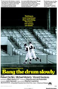 Bang the Drum Slowly - 43 x 62 Movie Poster - Bus Shelter Style A