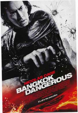 Bangkok Dangerous - 27 x 40 Movie Poster - Style B
