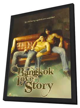 Bangkok Love Story - 11 x 17 Movie Poster - Style A - in Deluxe Wood Frame