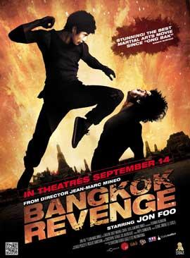 Bangkok Revenge - 11 x 17 Movie Poster - Style A